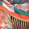 روسری ترکمن ریشه دار 2