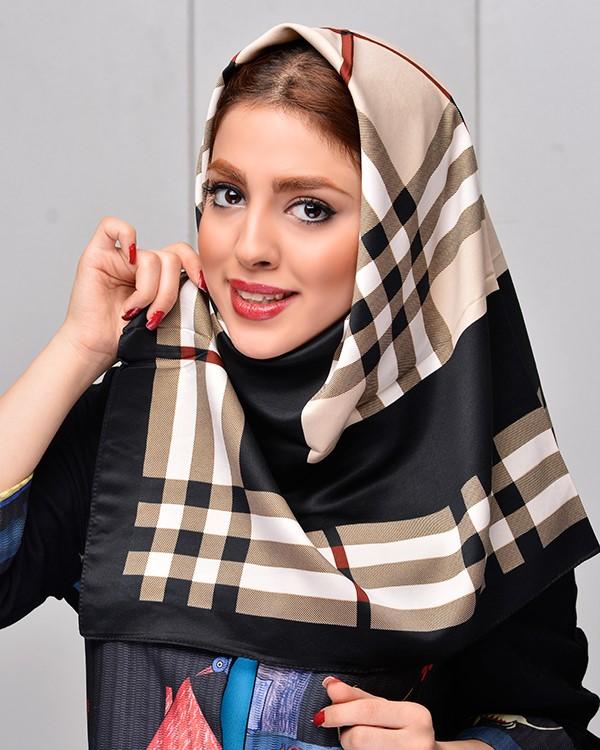 خرید روسری مجلسی از فروشگاه شالمد