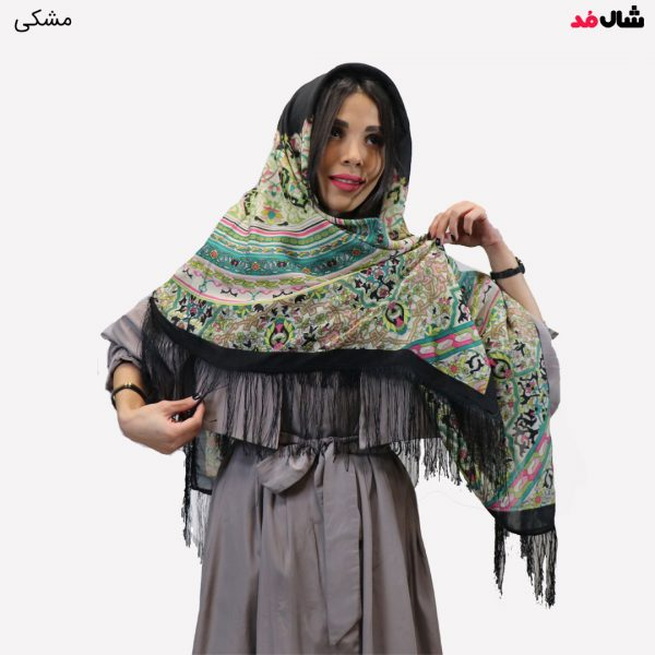 چارقد یا روسری ترکمن چیست؟