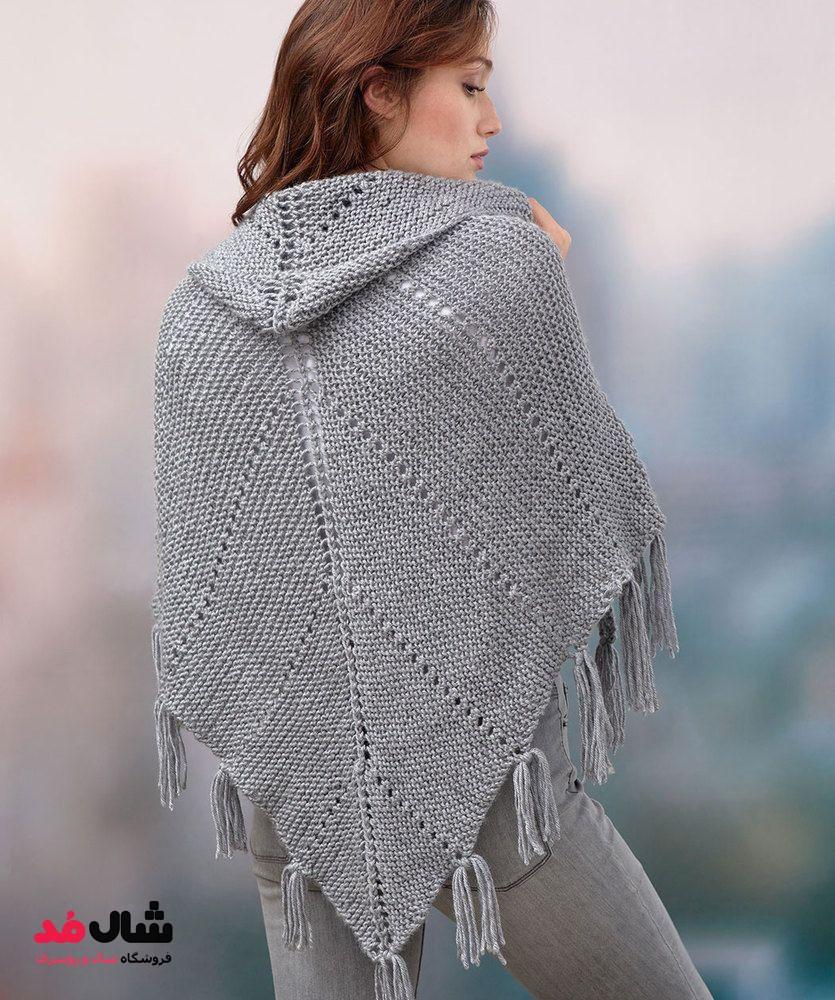 راهنمای خرید روسری بافت زمستانه