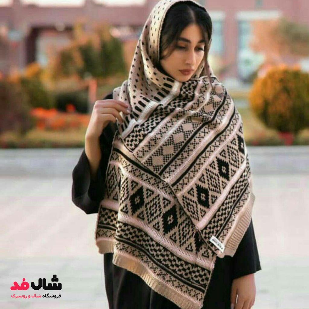 خرید انواع روسری های مناسب فصل سرد زمستان