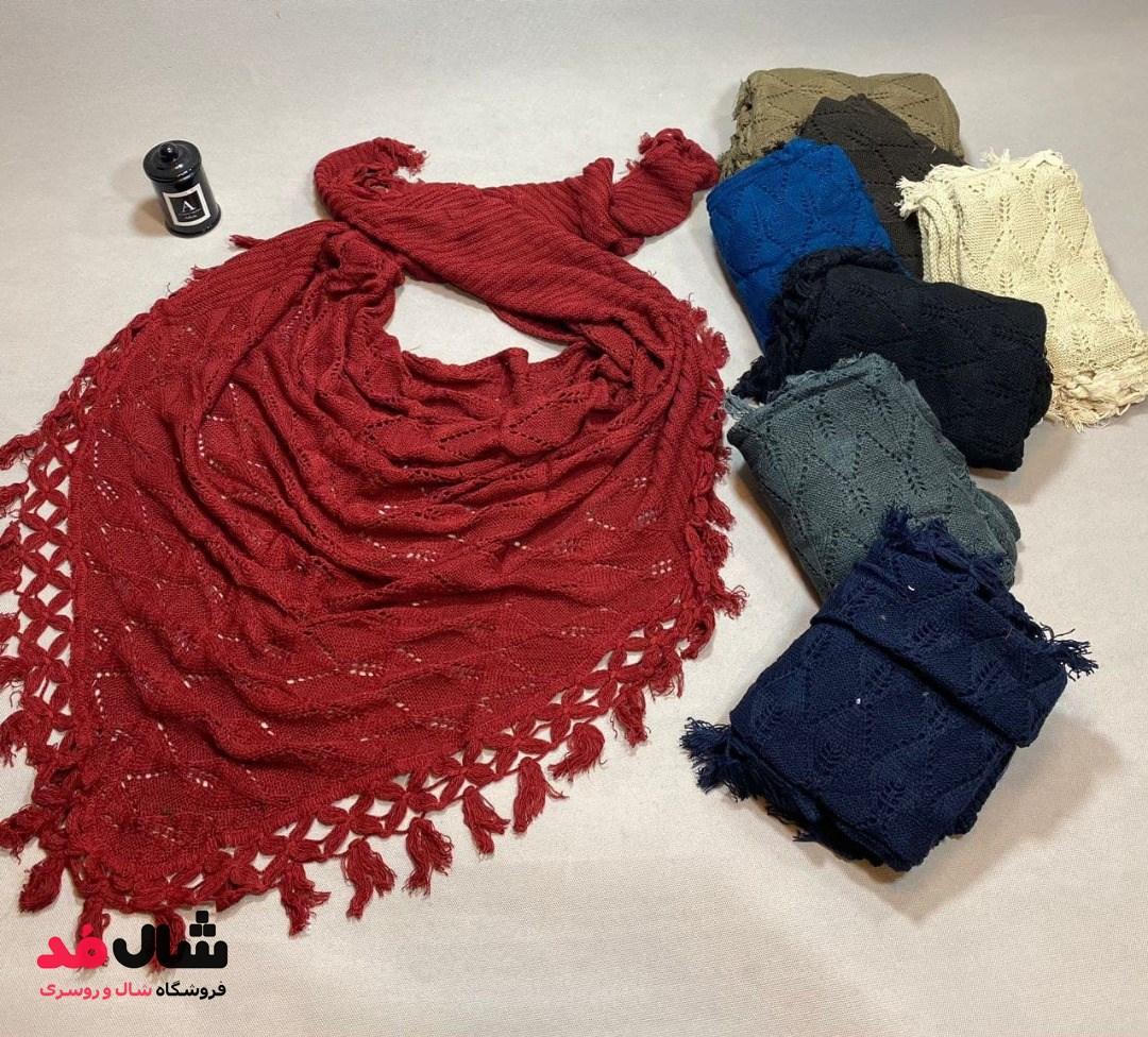 انواع مدل های روسری مناسب فصل زمستان