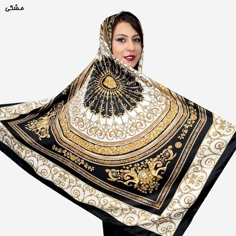 روسری توویل طرح یونانی